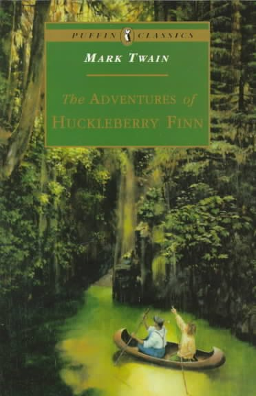the value of a role model in the adventures of huckleberry finn Mark twain and the shaping of american literature the adventures of huckleberry finn has solidified his role as what no less a luminary than william.